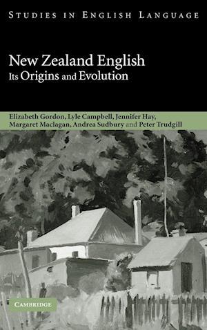 New Zealand English af Peter Trudgill, Margaret Maclagan, Elizabeth Gordon