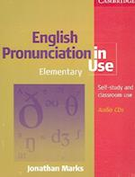English Pronunciation in Use Elementary Audio CD Set (5 CDs) af Jonathan Marks