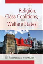 Religion, Class Coalitions, and Welfare States af Kees Van Kersbergen, Philip Manow