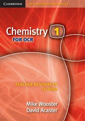 Chemistry 1 for OCR Teacher Resources CD-ROM af Mike Wooster, David Acaster