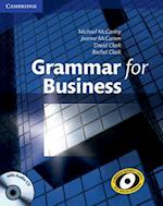 Grammar for Business with Audio CD af David Clark, Michael McCarthy, Rachel Clark