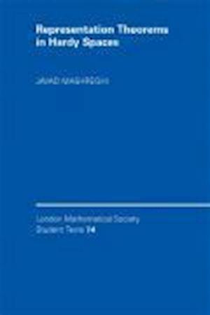 Representation Theorems in Hardy Spaces af Javad Mashreghi