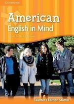 American English in Mind Starter Teacher's Edition af Jeff Stranks, Mario Rinvolucri, Herbert Puchta