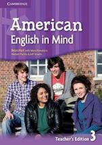American English in Mind Level 3 Teacher's Edition af Herbert Puchta, Mario Rinvolucri, Jeff Stranks