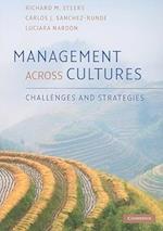 Management Across Cultures af Richard M. Steers, Carlos J. Sanchez-Runde, Luciara Nardon
