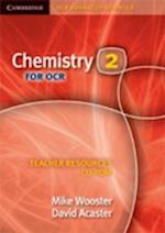 Chemistry 2 for OCR Teacher Resources CD-ROM af Mike Wooster, David Acaster