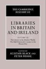 The Cambridge History of Libraries in Britain and Ireland: Volume 3, 1850-2000 af Peter Hoare, Alistair Black