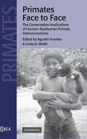 Primates Face to Face af Agustin Fuentes, Linda Wolfe