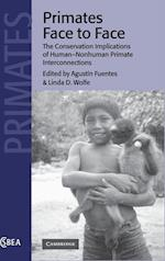 Primates Face to Face af Agustin Fuentes, Linda Wolfe