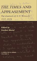 The Times and Appeasement af A L Kennedy, Gordon Martel