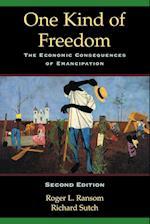 One Kind of Freedom af Richard Sutch, Roger L Ransom