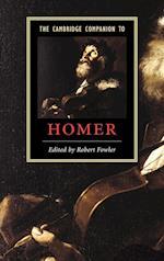 The Cambridge Companion to Homer af Robert Fowler