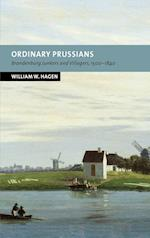 Ordinary Prussians af James B Collins, Christopher Clark, William W Hagen