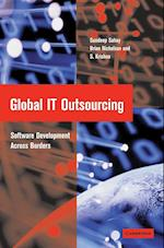 Global IT Outsourcing af S Krishna, Sundeep Sahay, Brian Nicholson