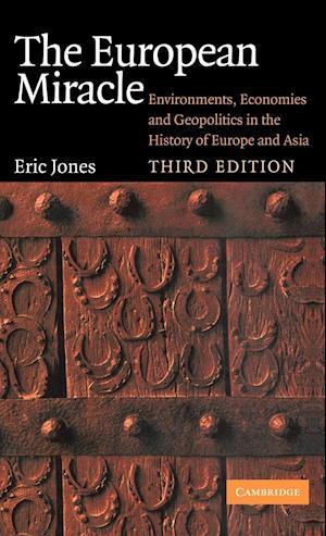 The European Miracle af Eric Jones