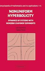 Nonuniform Hyperbolicity af Yakov Pesin, Luis Barreira, Anatole Katok