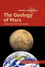 The Geology of Mars af Mary Chapman