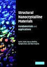 Structural Nanocrystalline Materials af Ilya Ovid ko, Carl Koch, Stan Veprek