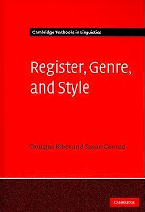 Register, Genre and Style af Susan Conrad, Douglas Biber