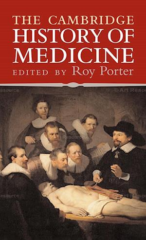 The Cambridge History of Medicine af Roy Porter