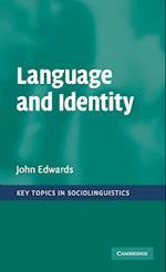 Language and Identity af John Edwards