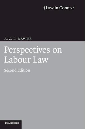 Perspectives on Labour Law af Anne Davies