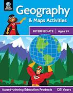 Intermediate World Geography Workbook