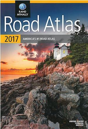 Rand McNally Road Atlas 2017 af Rand McNally