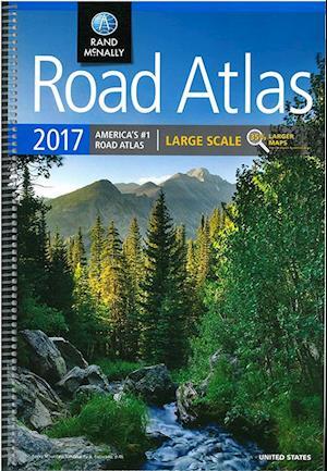 Rand McNally 2017 Road Atlas af Rand McNally
