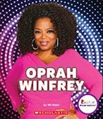 Oprah Winfrey (Rookie Biographies)