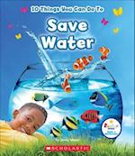 10 Things You Can Do to Save Water (Rookie Star Make a Difference)
