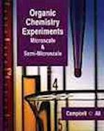 Organic Chemistry Experiments (Chemistry)