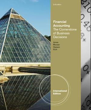 Cornerstones of Financial Accounting af Don R Hansen, Maryanne M Mowen, Jay Rich