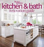 Better Homes and Gardens Kitchen & Bath Renovation Guide