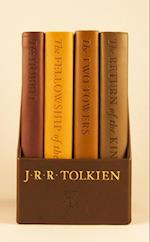 The Hobbit and the Lord of the Rings af J R R Tolkien