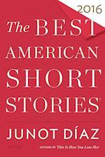 The Best American Short Stories 2016 (BEST AMERICAN SHORT STORIES)