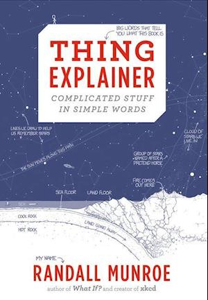 Thing Explainer af Houghton Mifflin Harcourt