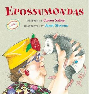 Bog, paperback Epossumondas af Coleen Salley