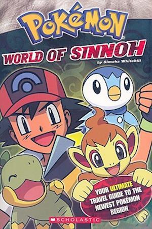 World of Sinnoh af Simcha Whitehill