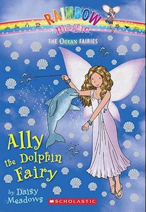 Ally the Dolphin Fairy af Daisy Meadows