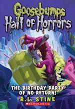The Birthday Party of No Return! (Goosebumps Horrorland)