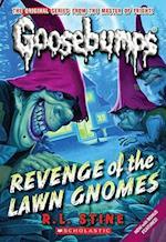 Revenge of the Lawn Gnomes (Goosebumps)