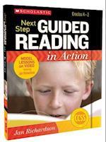 Next Step Guided Reading in Action, Grades K-2 af Jan Richardson