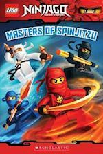 Masters of Spinjitzu af Tracey West