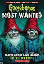 Planet of the Lawn Gnomes (Goosebumps Most Wanted)