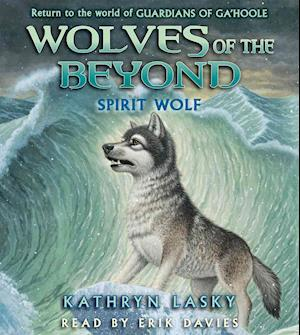 Lydbog, CD Spirit Wolf af Kathryn Lasky