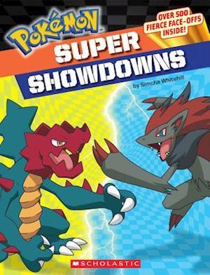Pokemon Super Showdowns af Simcha Whitehill