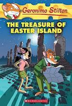 The Treasure of Easter Island af Geronimo Stilton