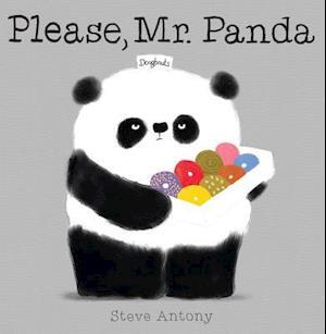 Please, Mr. Panda af Steve Antony