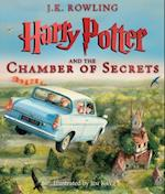 Harry Potter and the Chamber of Secrets (Harry Potter Illustrated Editions)